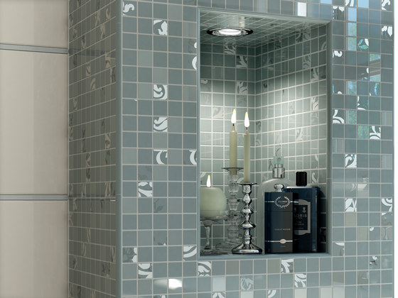 Mayfair | Decoro Style Lux Warm Grey by Lea Ceramiche