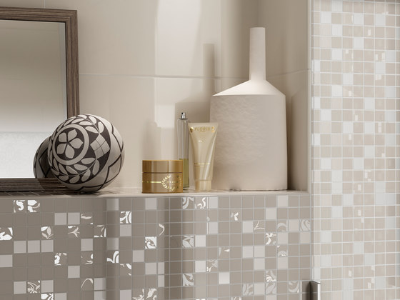 Mayfair | Mosaico Palace Warm Grey de Lea Ceramiche