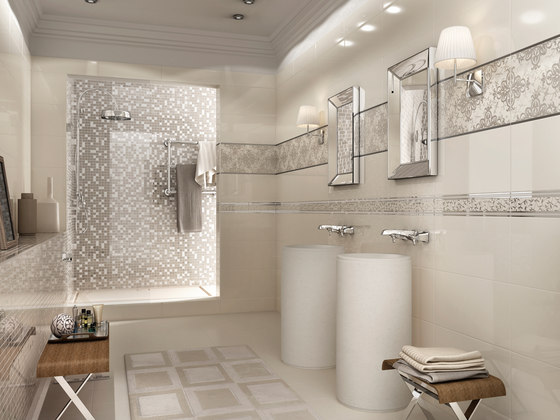 Mayfair | Decoro Style Extra White by Lea Ceramiche