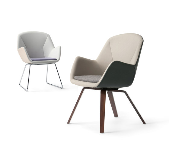 pulse lounge chair by Wiesner-Hager