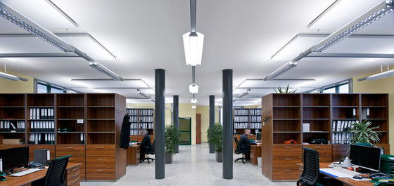 TECTON von Zumtobel Lighting