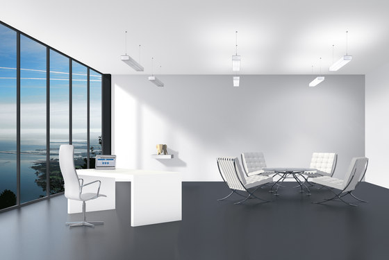 LUXMATE LITENET by Zumtobel Lighting