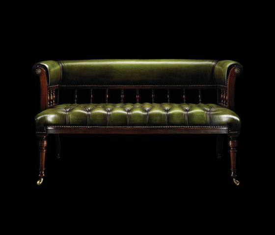Love Seat by Fleming & Howland