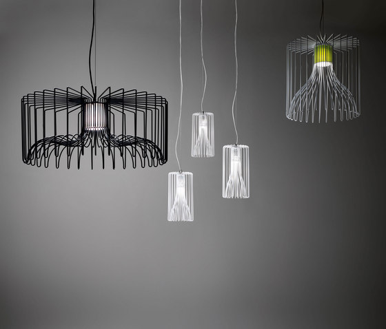 icaro general lighting from modo luce architonic. Black Bedroom Furniture Sets. Home Design Ideas