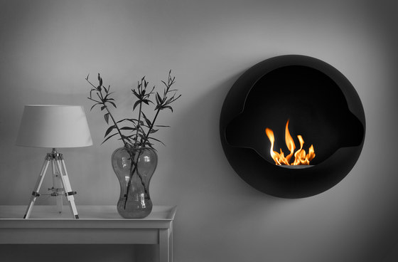 Cupola black by Vauni Fire