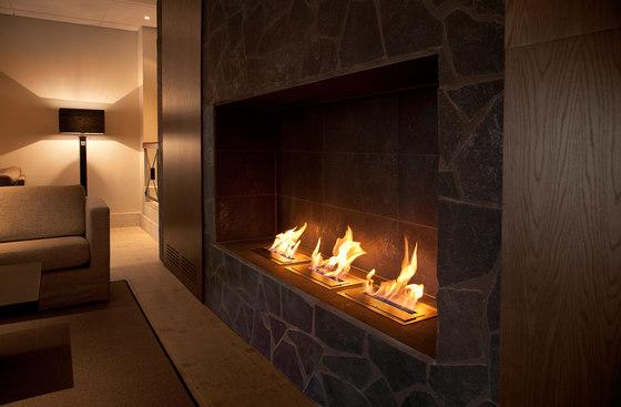 Ethanol Burner CI wide de Vauni Fire