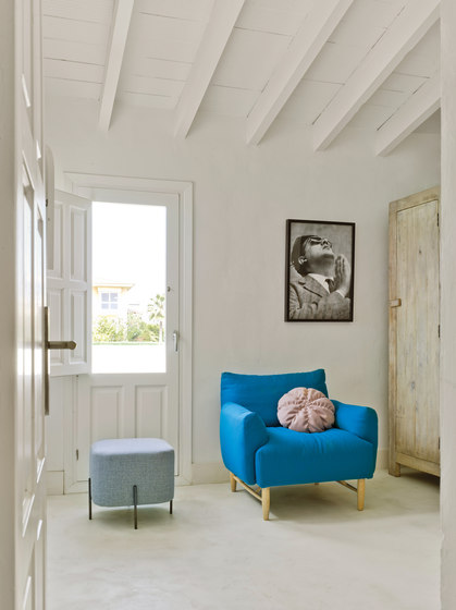 Copla Armchair 110 by Sancal