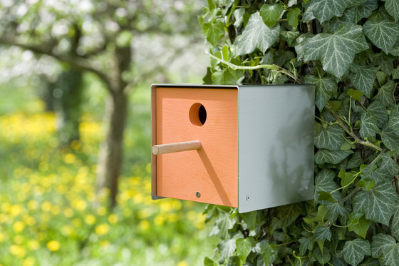 Twitter.Iron Nesting Box by keilbach