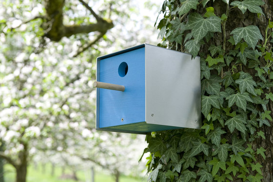 Twitter.Yellow Nesting Box by keilbach