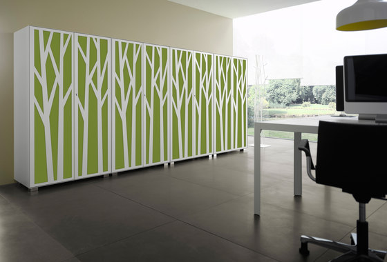Primo Acoustic | 1330 x 1000 mm design doors de Dieffebi