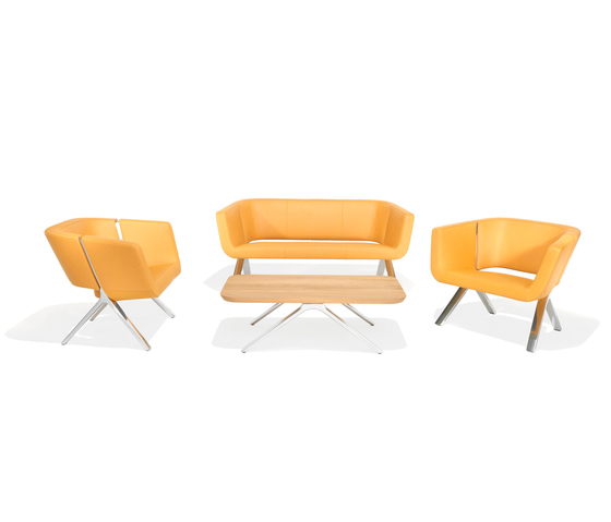 Program 8080 armchair di Kusch+Co