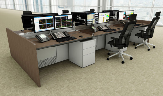 Axess | Control room de SBFI Limited