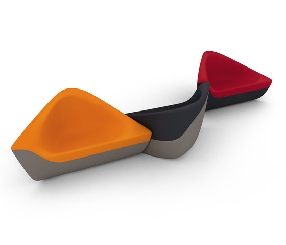 Seating Stones Lounge Chair by Walter Knoll