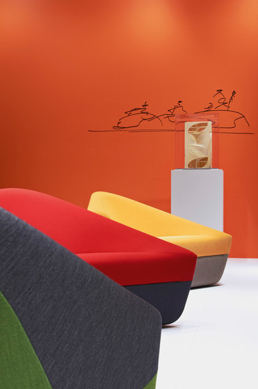 Seating Stones by Walter Knoll