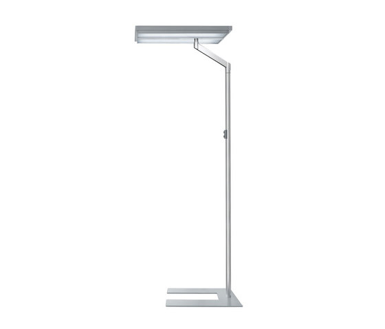 TYCOON LED Free-standing luminaire by H. Waldmann