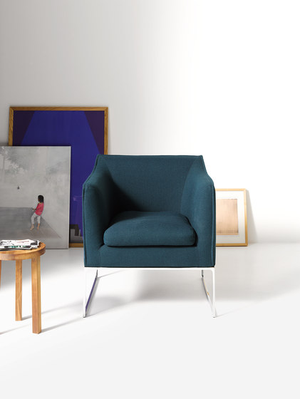 Mell armchair by COR
