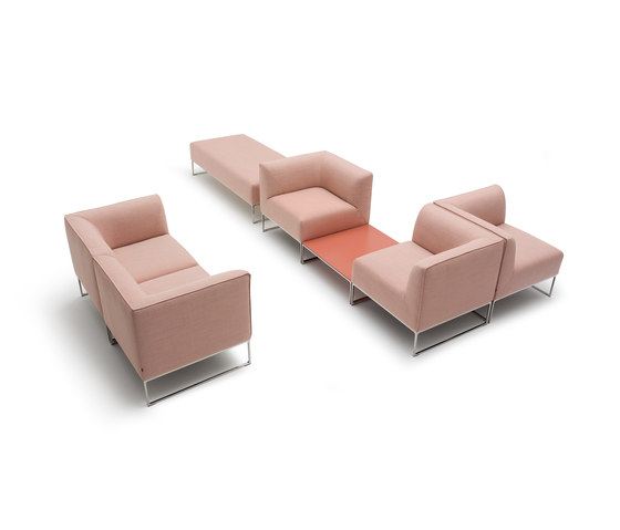 Mell seating group de COR
