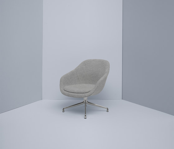 About A Lounge Chair AAL83 by Hay