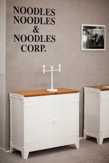 SIDEBOARD PX STEEL de Noodles Noodles & Noodles Corp.