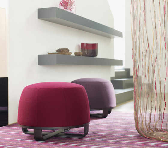 Ball Stool by Zimmer + Rohde
