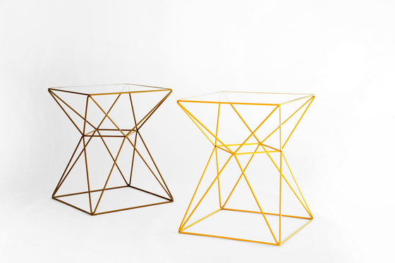 Foxhole | 50 Side Table by spHaus