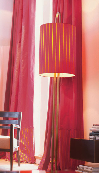Tall Lamp, round di Zimmer + Rohde