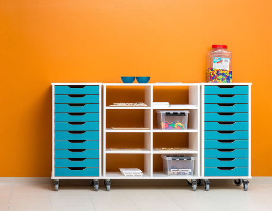 Otto modular cabinet OT53AAL by Woodi