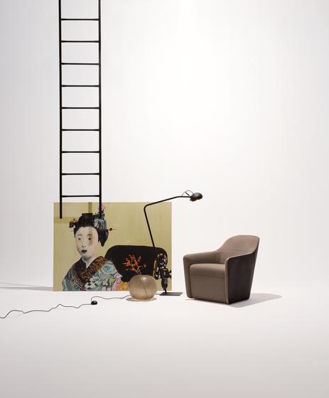 Foster 520 armchair di Walter Knoll