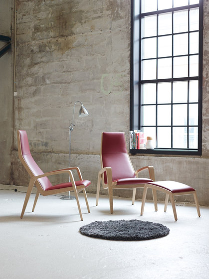 Easy Chair by Schou Andersen
