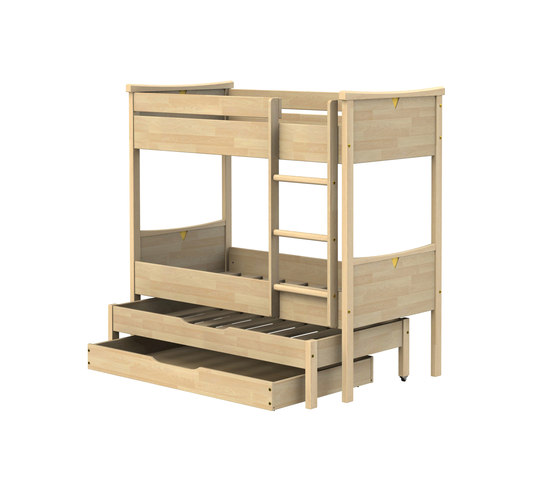 Bunk bed L504 di Woodi