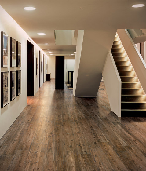Larix Fresh Floor Tile by Refin