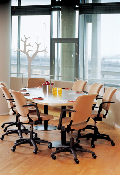 HÅG Conventio 9522 Meeting chairs by Flokk
