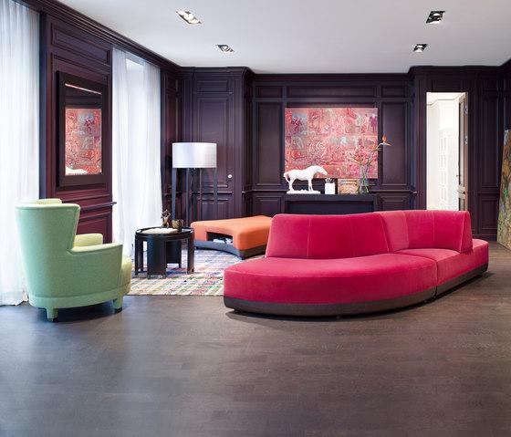 Phoenix Sofa de Neue Wiener Werkstätte