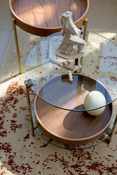 Pioneer T79 Side table by Ghyczy