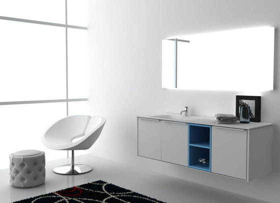 Soho basin vanity unit di CODIS BATH