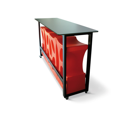 Nomad table mobile de Miiing