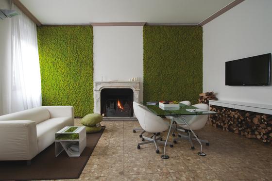 Moss Wall de Verde Profilo