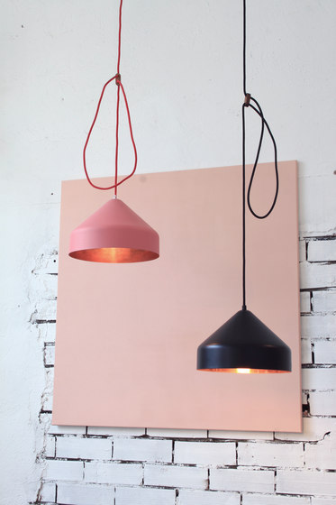 Lloop | copper pink von Vij5