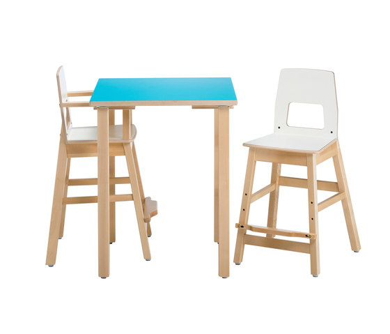 High Chair for children Otto OT452 by Woodi