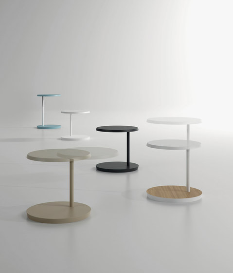Level side table by ARLEX design