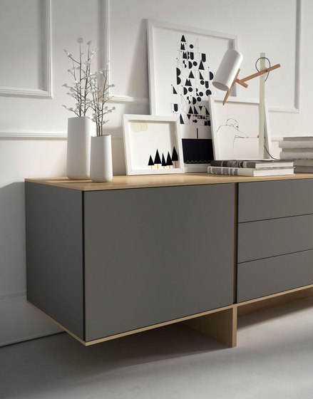 Stijl meuble buffet buffets de arlex design architonic for Buffet meuble