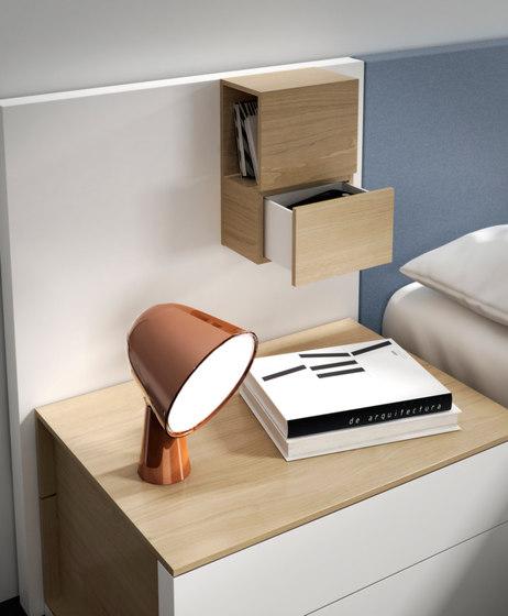 Kairos tête de lit de ARLEX design