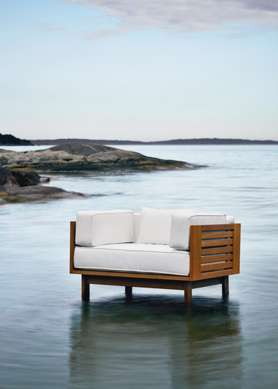 Falsterbo three seater sofa by Skargaarden
