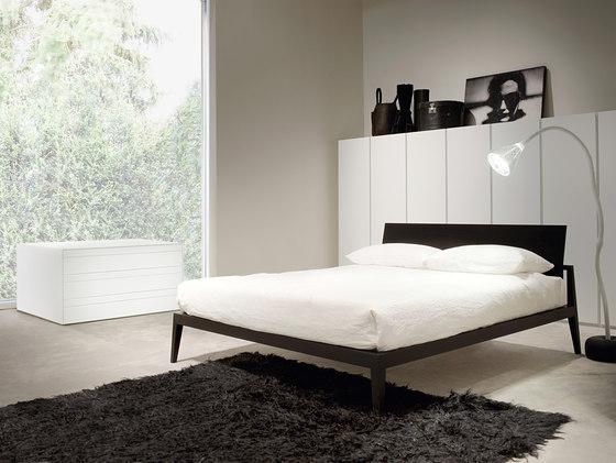 Letti matrimoniali  Letti-Mobili per la camera da letto  Theo ..