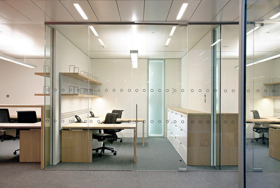 P600 dividing wall by Faram