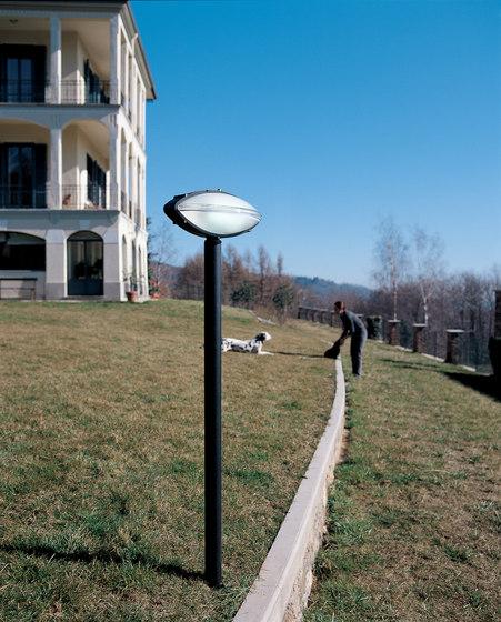 Alcesti Pollerleuchte von Artemide Outdoor
