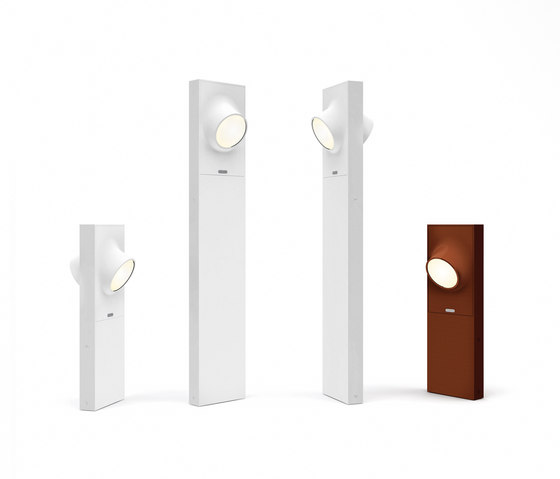 Ciclope 90 mono by Artemide Outdoor