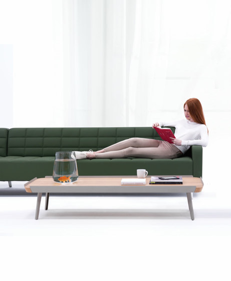 Greta Single Sofa de Nurus