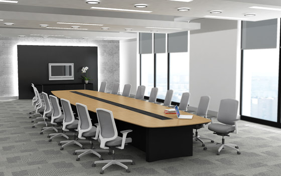 X-Large Meeting Table by Nurus