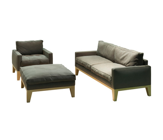 Juna Double Sofa by Nurus